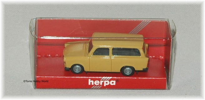 Herpa 3088 Trabant 601 S