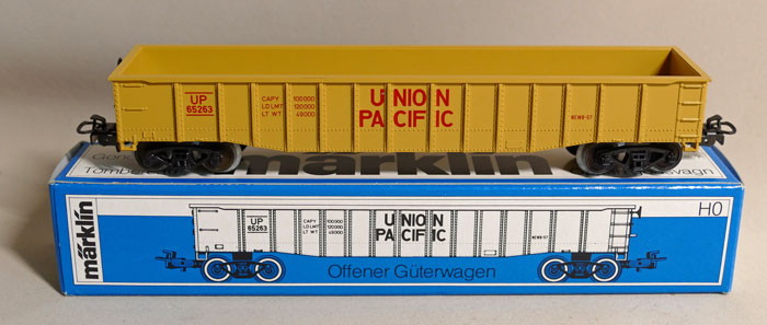 "Märklin 4574 USA Gondola ""Union Pacific"""