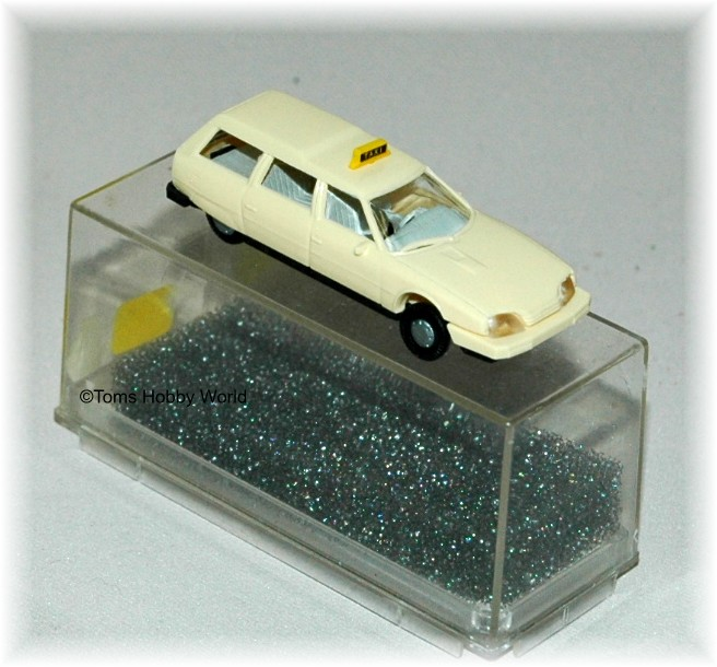 Praline´  83302 Citroen CX Break Taxi