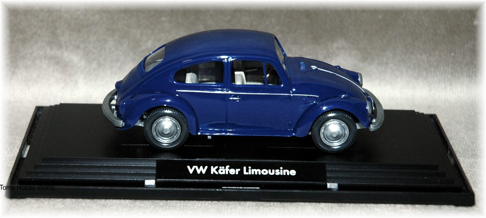 Wiking 761 01  VW Käfer Limosine