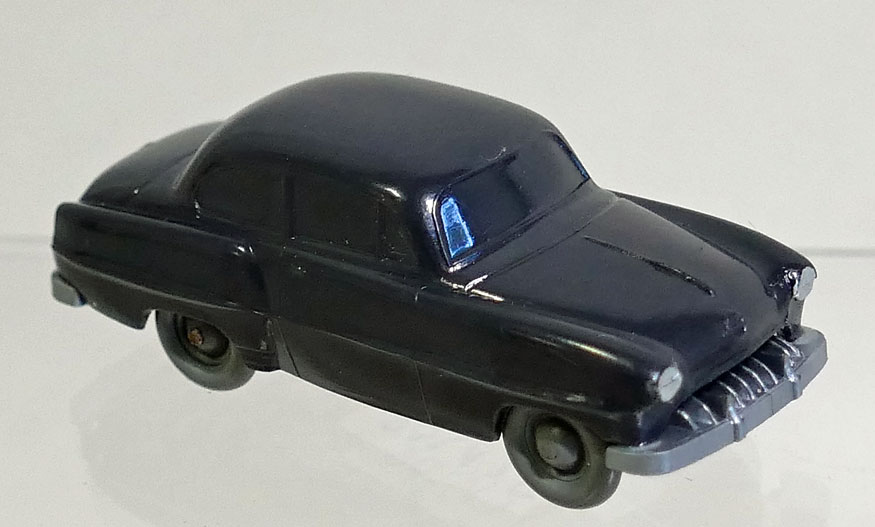 Wiking 80/1 Opel Rekord `53 anthrazit